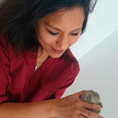 Valentina Uribe - Veterinaria